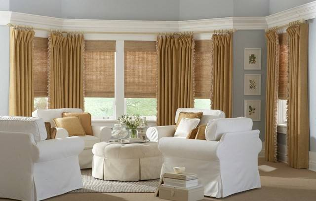 Window Treatments Blinds Curtains Together