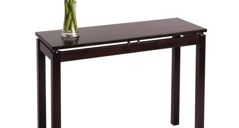 Winsome Wood Linea Console Hall Table Atg Stores