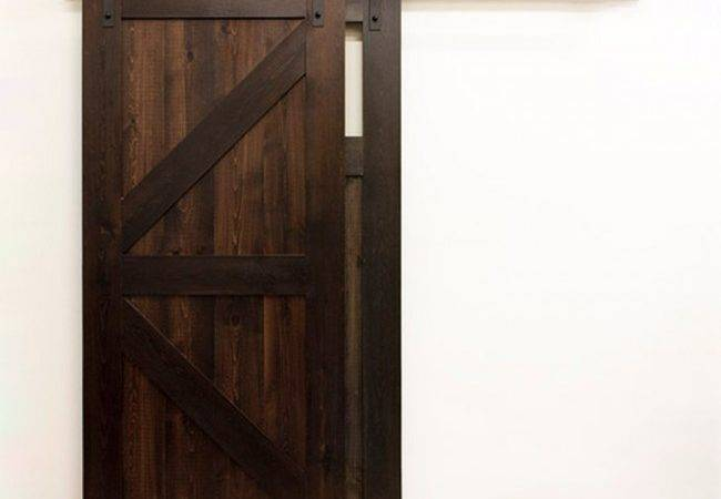 Winsoon Bypass Sliding Barn Door Hardware Double