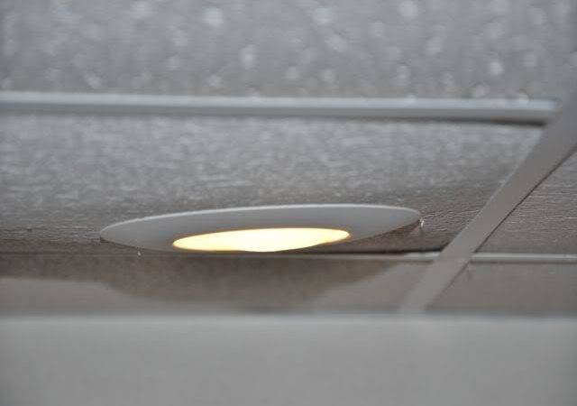 Wiring Recessed Lighting Suspended Ceiling Ideas