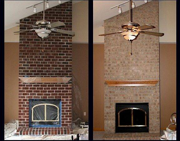 Wisconsin Brick Stain Project Modern South West