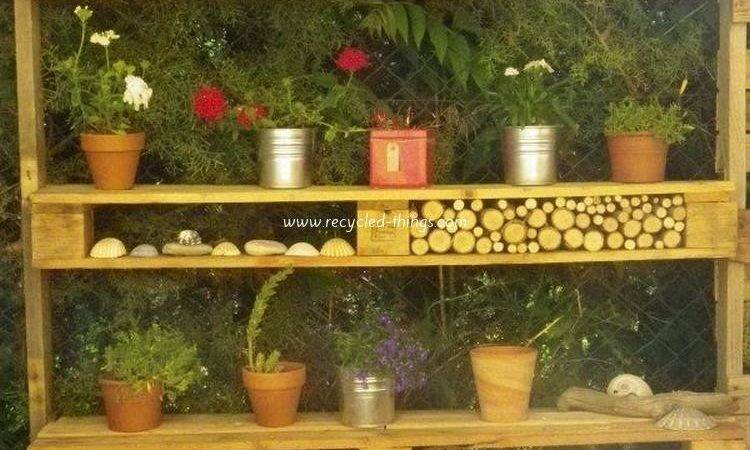 Wonderful Used Pallet Projects Recycled Things