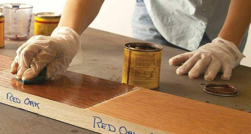 Wood Finishing Tips Handyman