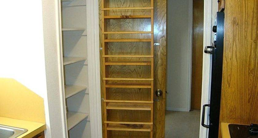 Wood Pantry Shelving Simplir