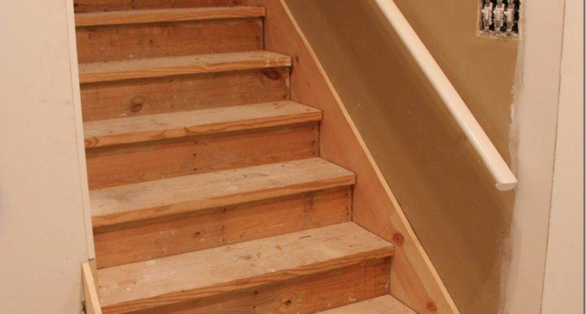 Wood Stairs Pose Risk Basement Fires