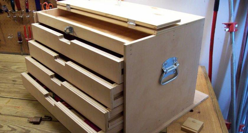 Wood Tool Box Plans Quick Woodworking Projects