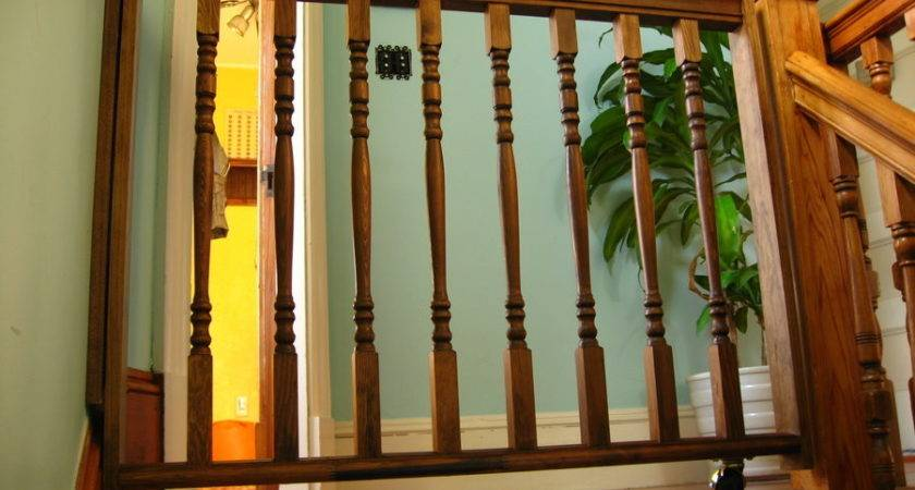 Wooden Gate Stairs Finest