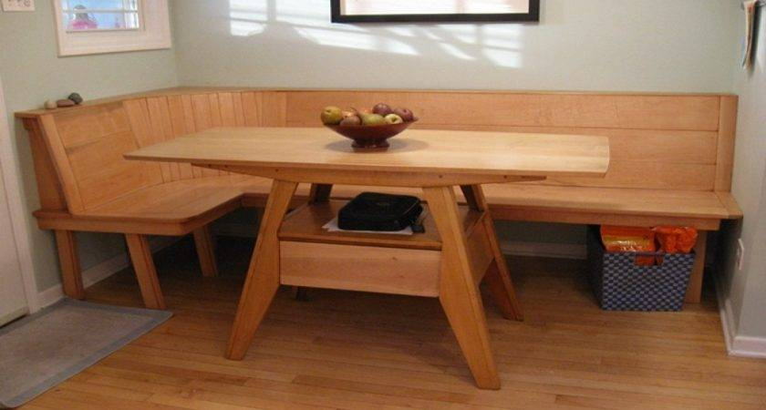 Wooden Kitchen Tables Corner Table Small