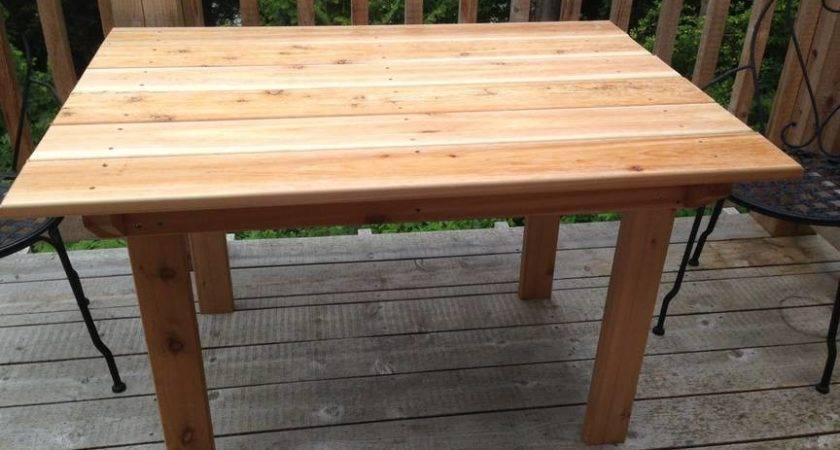 Wooden Table Plans Diy Woodworking Projects