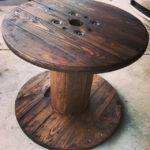 Wooden Wire Spools Ideas Best Cars Reviews