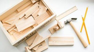 Woodworking Kit Kids Lakeshore Learning
