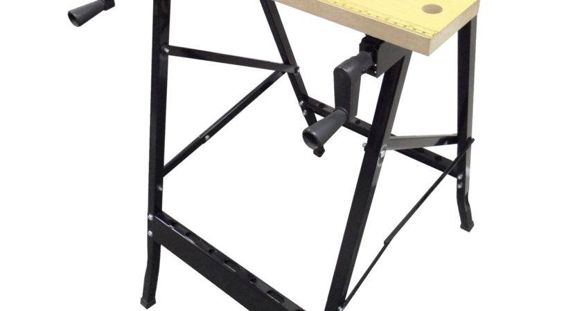 Work Bench Mate Portable Folding Workbench Workmate Saw