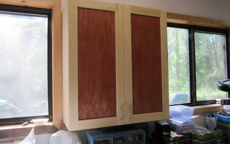 Workshop Projects Simple Flat Panel Cabinet Doors