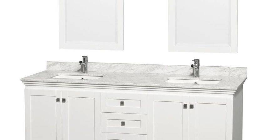 Wyndham Collection Acclaim Inch Double Vanity