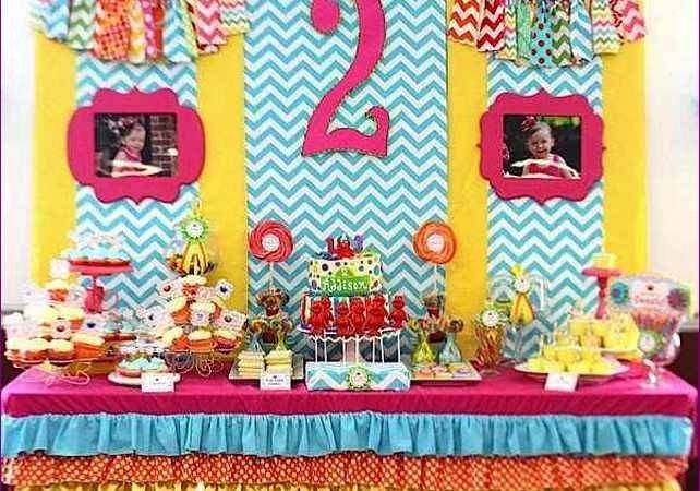 Year Old Baby Girl Birthday Themes Reference