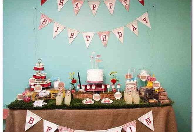 Year Old Boy Birthday Party Themes Rusmart
