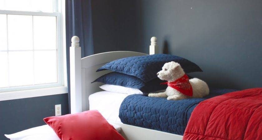 Yellow Cape Cod Easy Diy Trundle Bed