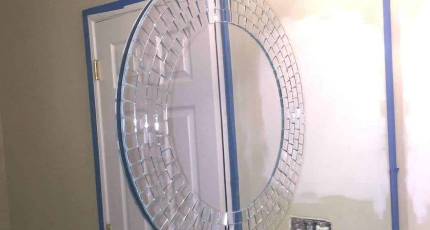 Your Builder Grade Mirror Fast Cheap Hippie
