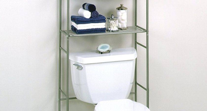 Zenith Bathstyles Spacesaver Bathroom Storage Over